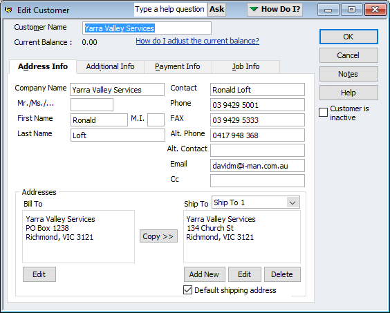 Comparison of Accounting Integrations - Accounting Integration