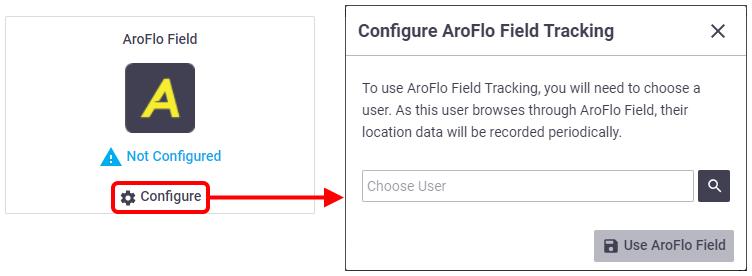 Setting up GPS tracking - Office Documentation - AroFlo
