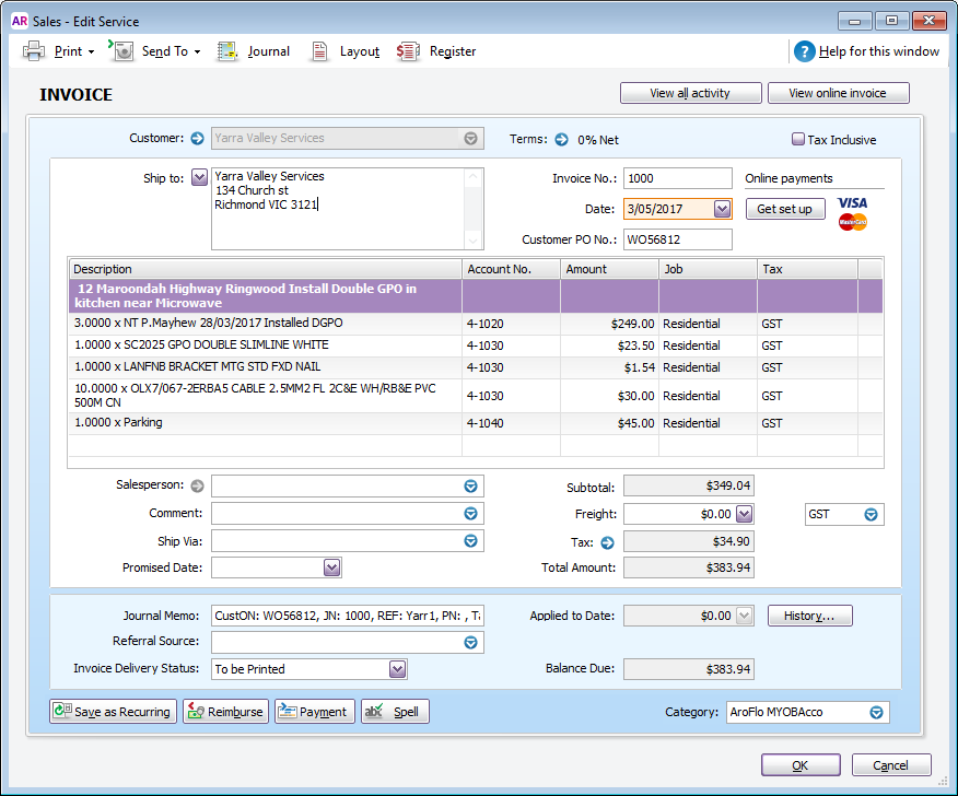 myob accounting software download
